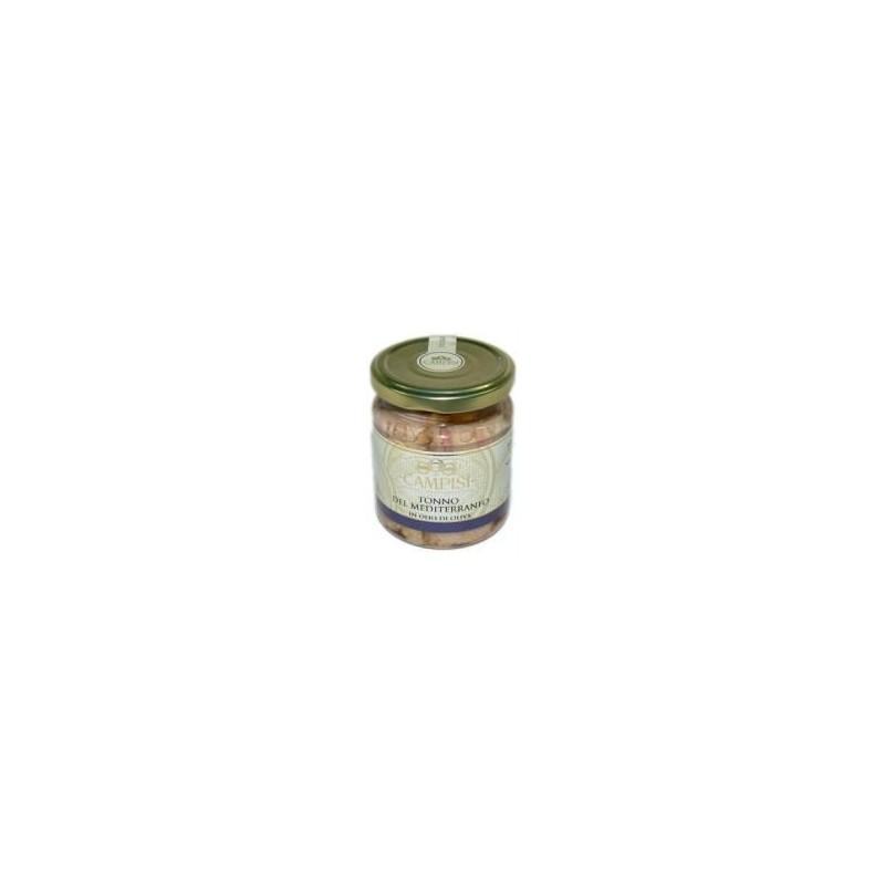 Tonno del Mediterraneo in olio d'oliva