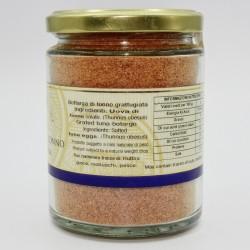 Bottarga di tonno grattugiata - Ingredienti