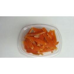 Buccia d'arancia caramellate