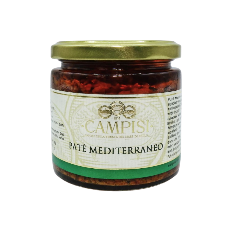 Patè mediterraneo