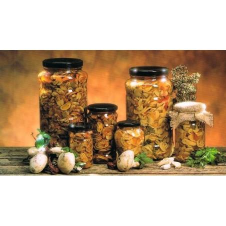 Funghi Piccanti