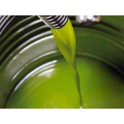 Olio extra vergine d'oliva di nostra produzione