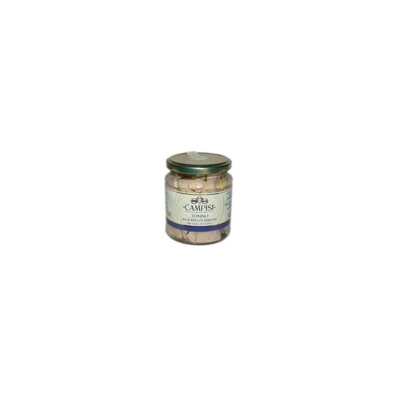 Tonno alla brezza marina in olio di oliva